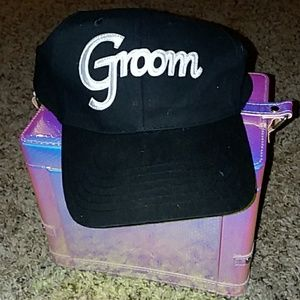 Groom Ball Cap